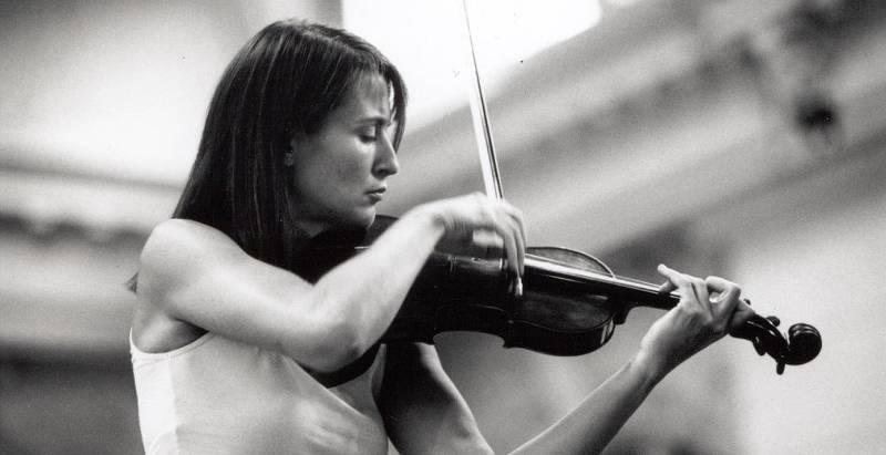 Лучшая российская скрипачка