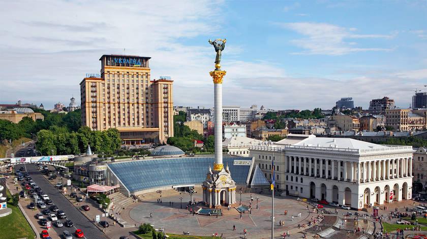 Самые большие города Украины