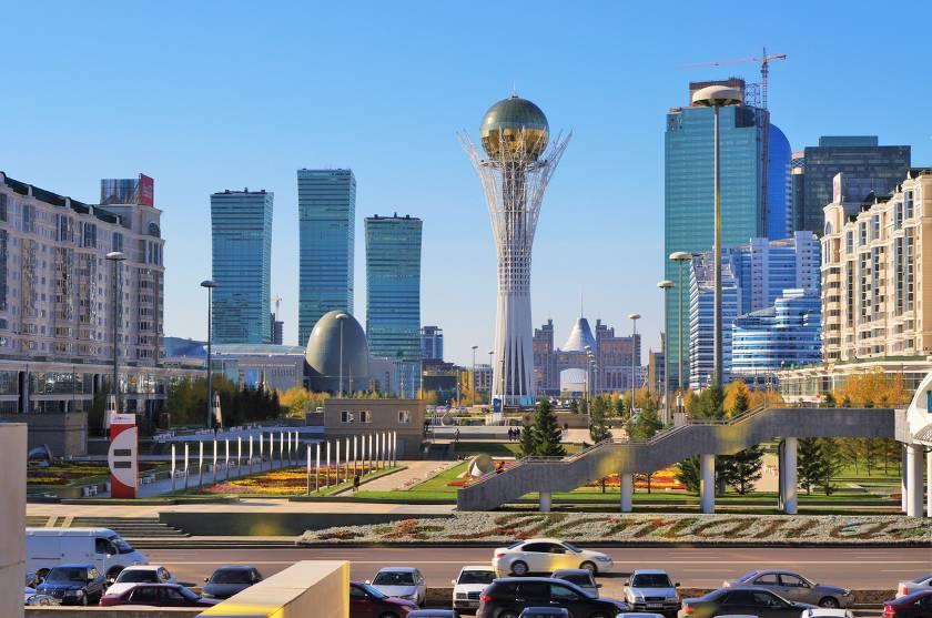 Самые большие города Казахстана