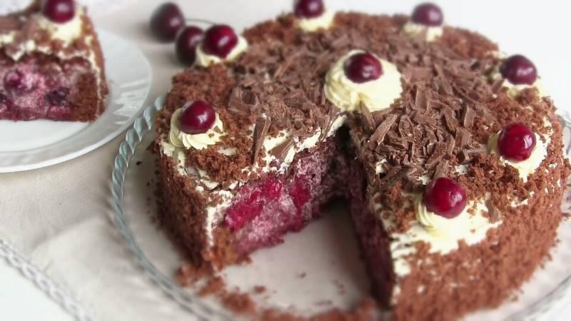 Самые вкусные тортики в домашних условиях