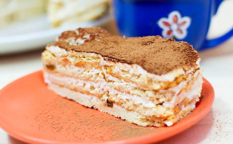 Самые вкусные торты в домашних условиях