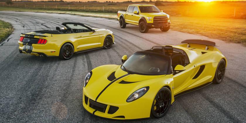 Самые быстрые машины 2017 года