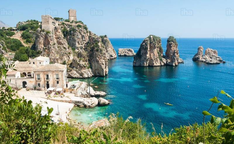 Природный заповедник Зингаро - Трапани – Сицилия