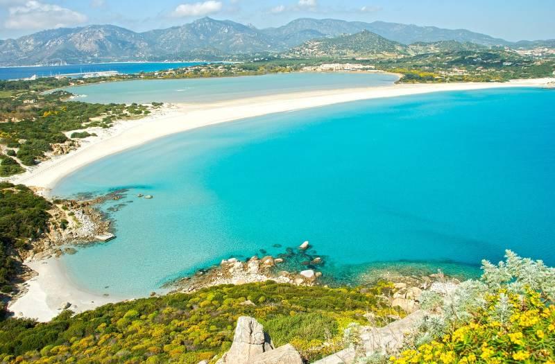 Вилла Симиус в Кальяри – Сардиния