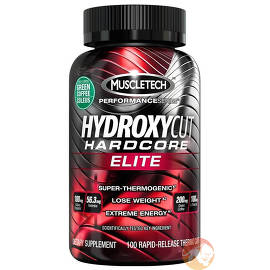 Hydroxycut Hardcore Elite (MuscleTech)