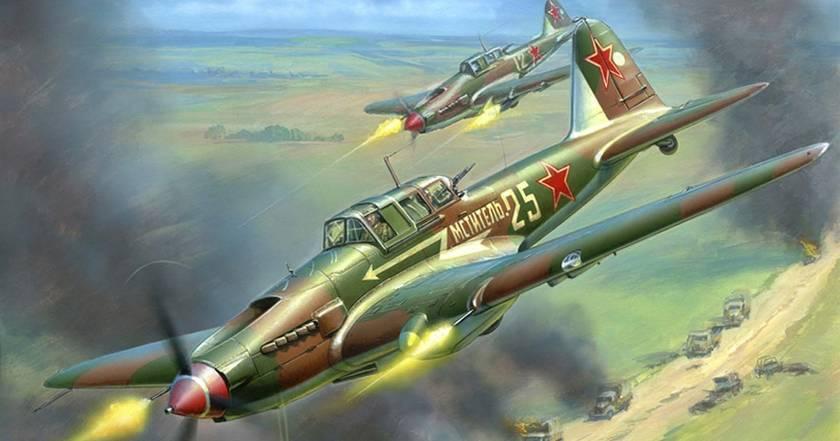 Лучшие самолёты Второй Мировой войны