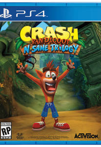 Crash Bandicoot Remastered Collection — геймплей с E3 2017