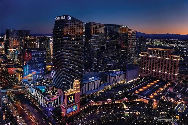 The Cosmopolitan, Лас-Вегас
