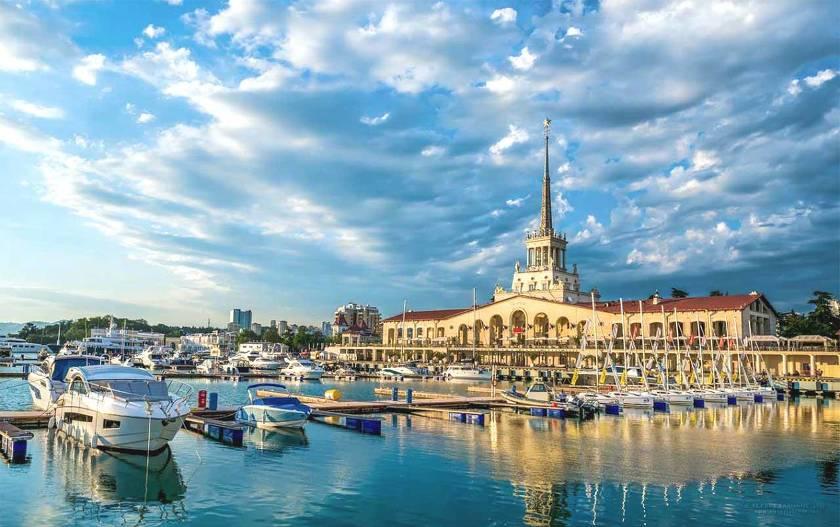Самые чистые города России