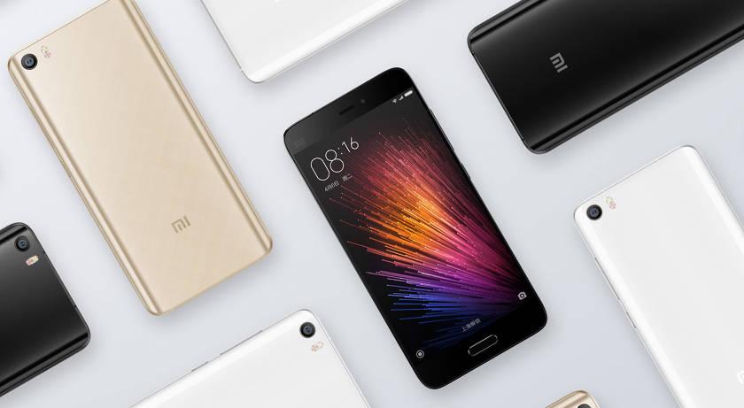 Лучшие смартфоны Xiaomi 2017 года