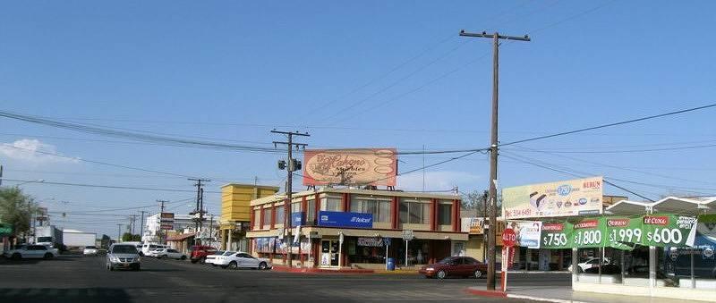 Самый жаркий город — Сан-Луис-Рио-Колорадо