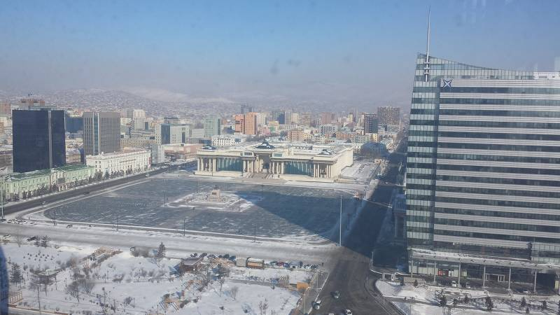 Самая холодная столица — Улан-Батор