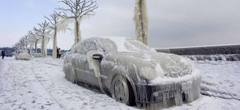 Самый холодный город России — Оймякон