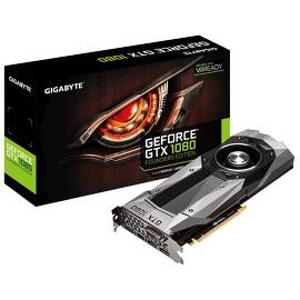 Asus GeForce GTX 1080 1607Mhz PCI-E 3.0 8GB