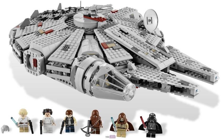 Самые большие наборы Лего
