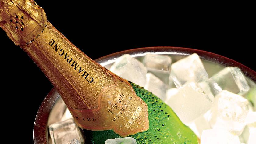 Лучшее шампанское в России