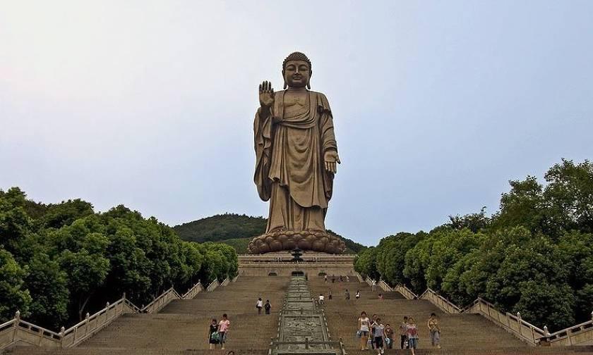 Самые высокие памятники и статуи в мире