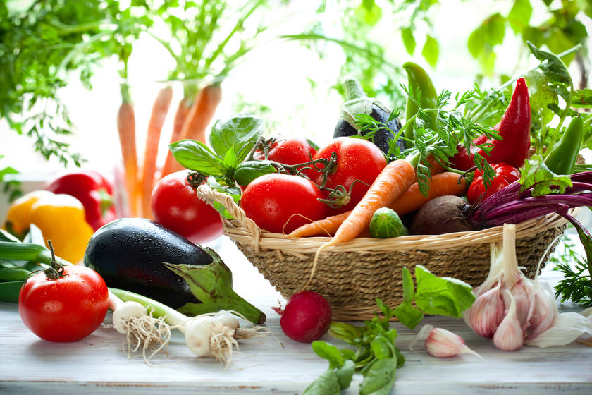 Самые полезные овощи