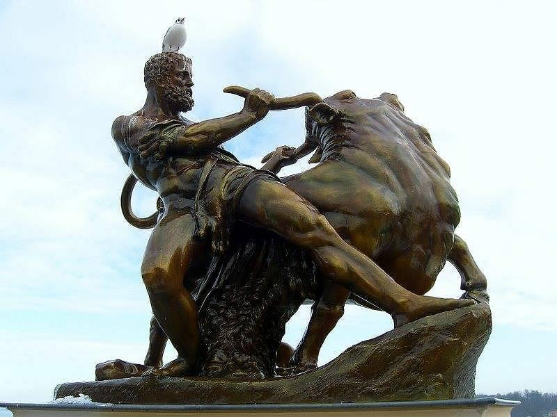 12 подвигов Геракла читать онлайн мифы древней Греции