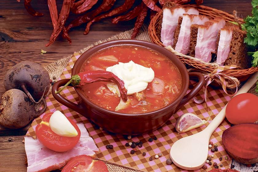 Борщ — самые вкусные рецепты!