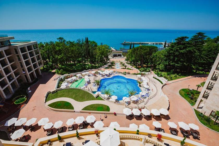 Лучшие отели Сочи