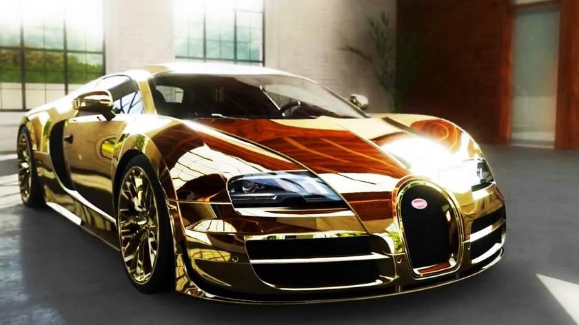 Самые дорогие машины в мире на 2018 год