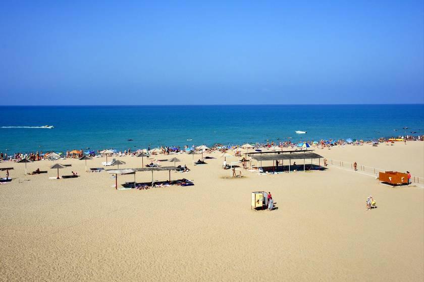 Лучшие места Украины для отдыха на море