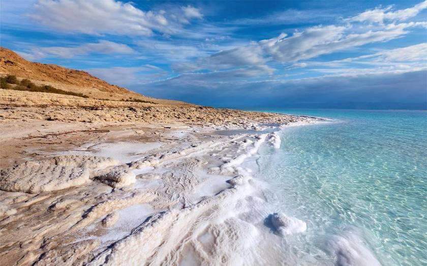 Самые соленые моря в мире