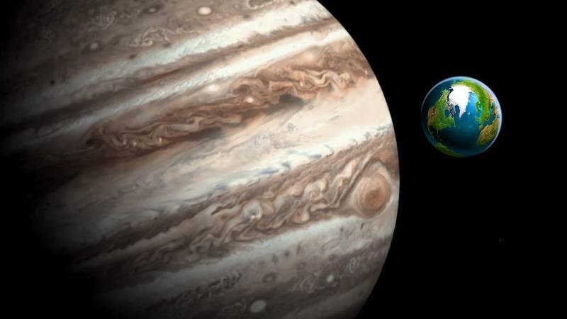 Интересный факт о Юпитере