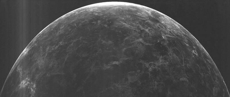 Снег из свинца на Венере