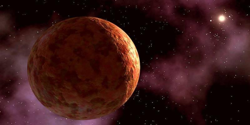 Транснептуновый объект Седна