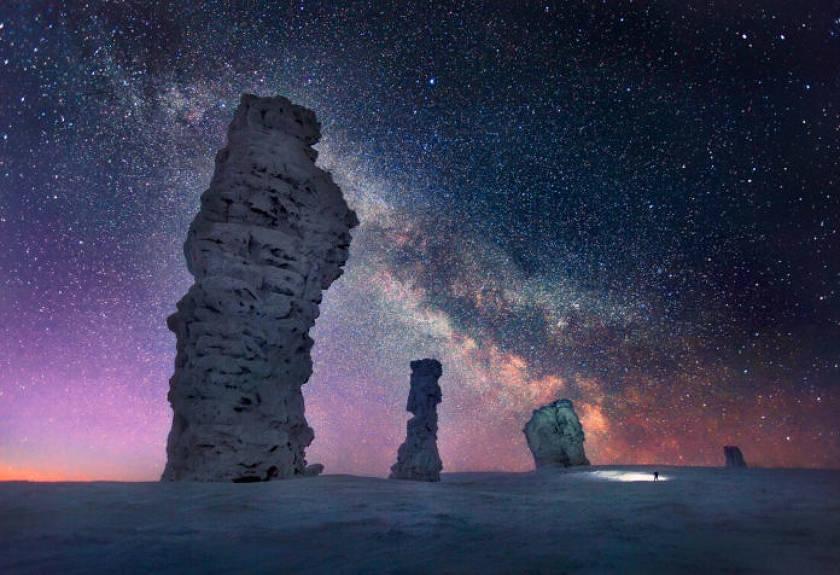 Загадочные места нашей планеты