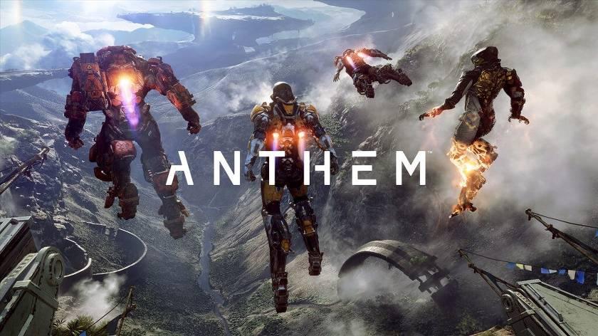 Игра Anthem (2019)