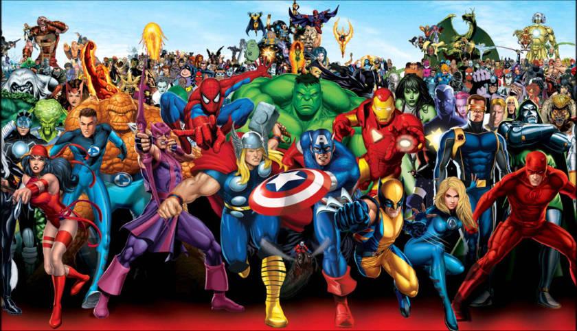 Самые сильные супергерои комиксов