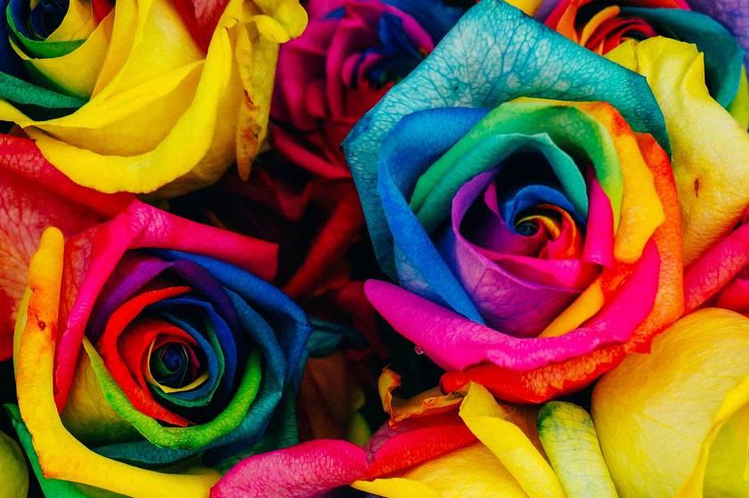 Самые красивые букеты цветов в мире