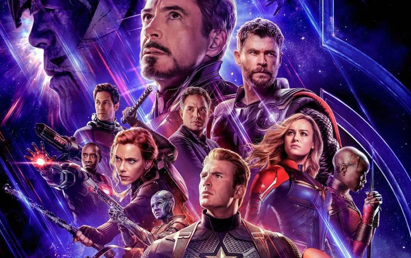 Лучшие фильмы Marvel