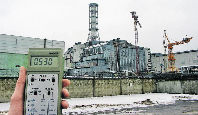 10 фактов о Чернобыльской аварии
