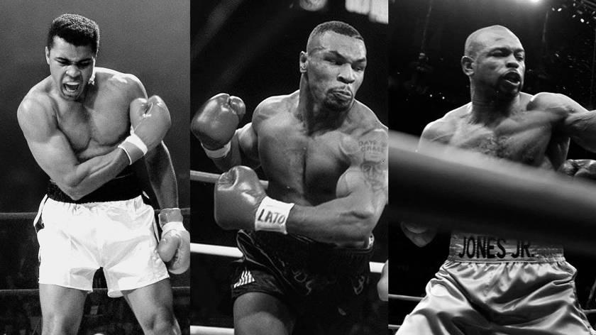 Лучшие боксеры в истории
