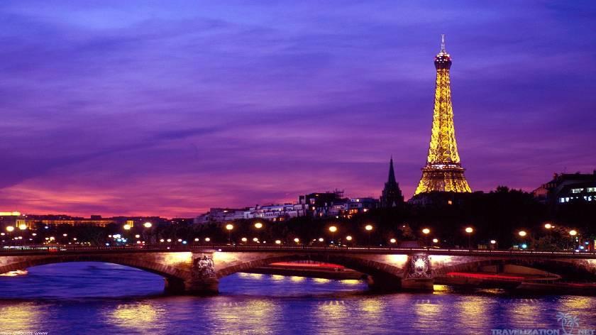 Топ 5 интересных достопримечательностей Парижа, которые стоит посетить