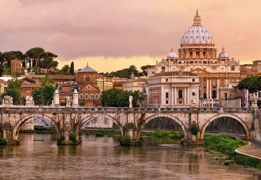 «Скрытые» интересные места в Риме