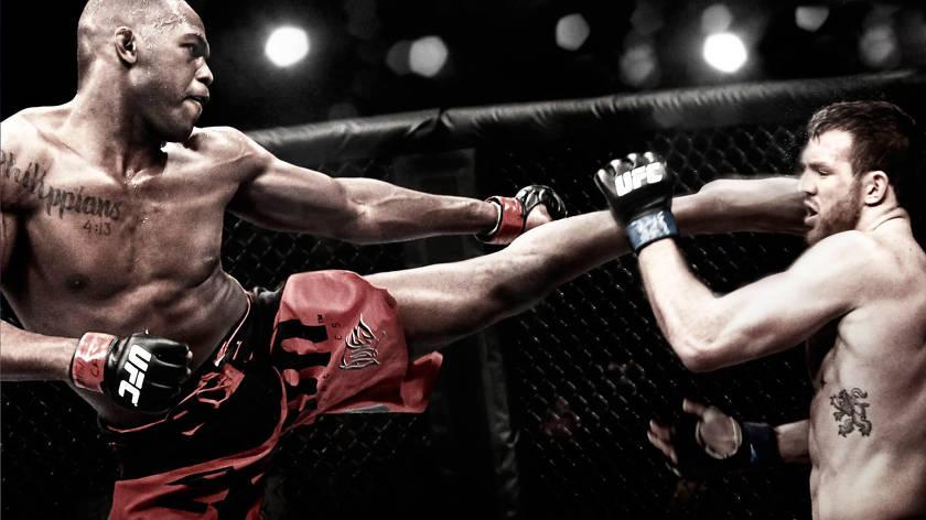 Лучшие бойцы MMA за всю историю