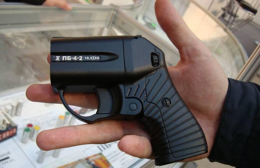 Лучшие травматические пистолеты